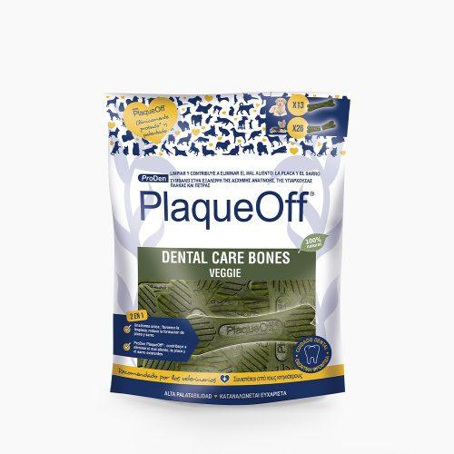 ProDen PlaqueOff Dental Care Bones Veggie